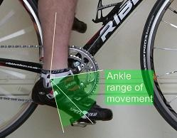 Ankle Range of Movement